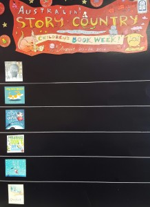 Book Week Voting Chart